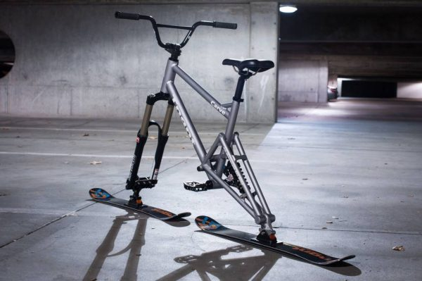 Tngnt Carve Ski Bike
