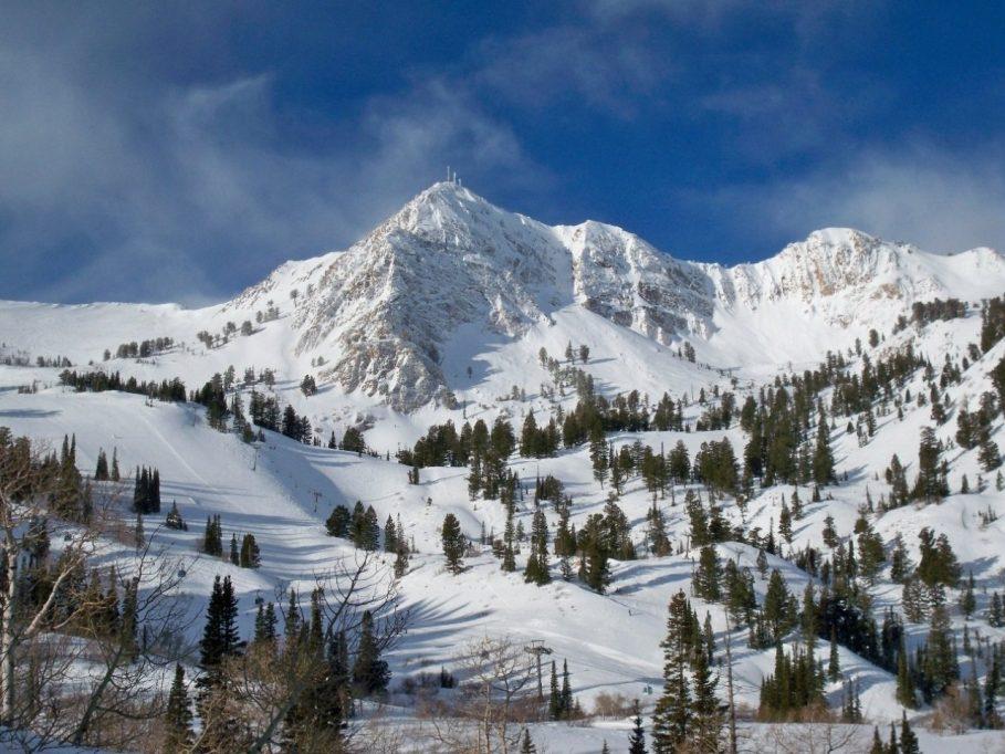 Snowbasin Ski Resort